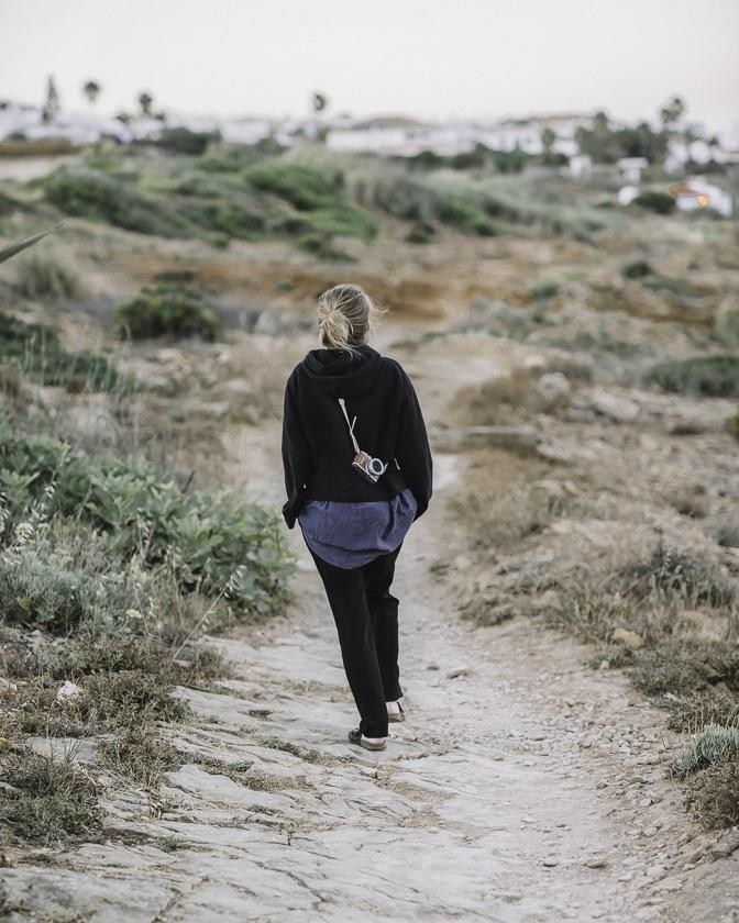 Algarvekusten, Portugal