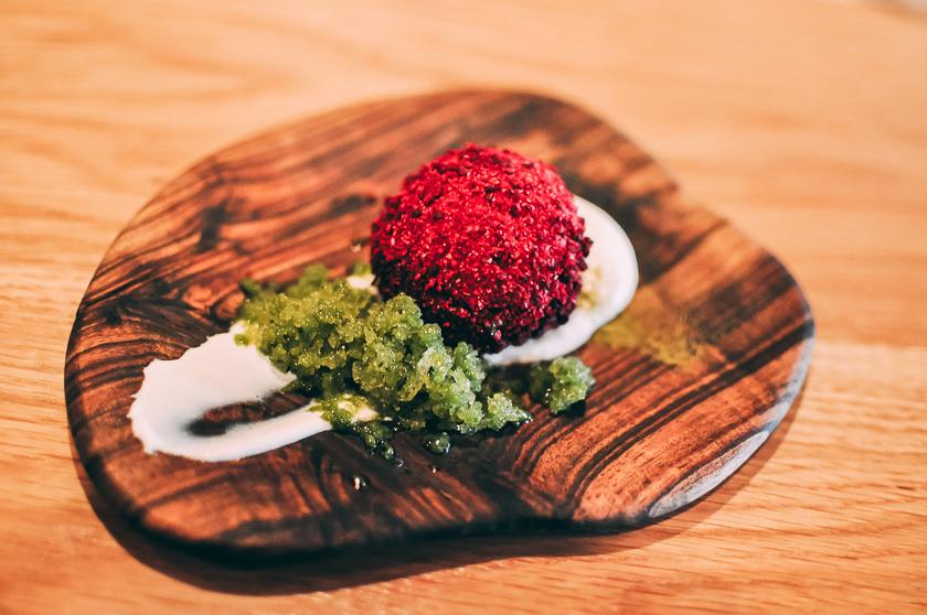 resa till sydafrika, Franschhoek, Tasting Room