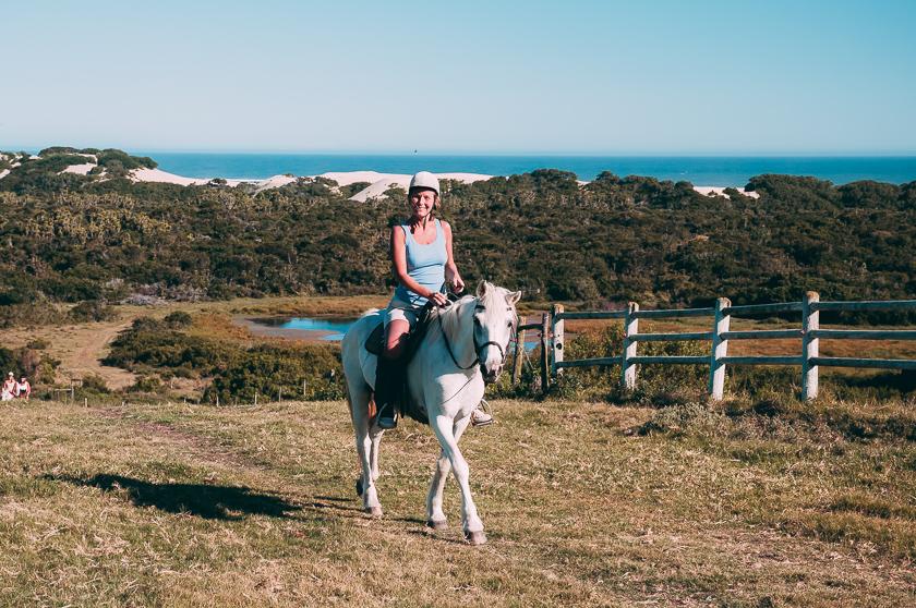 resa till sydafrika, St Frances Bay