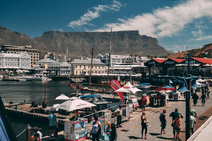 resa till sydafrika, Kapstaden, Boulders Bay