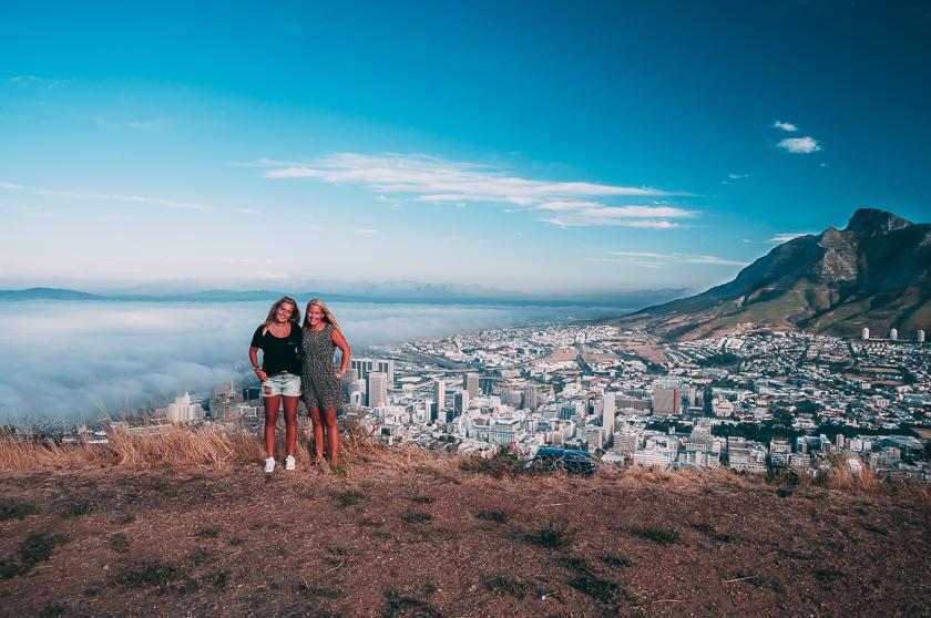 resa till sydafrika, Kapstaden, Signal Hill