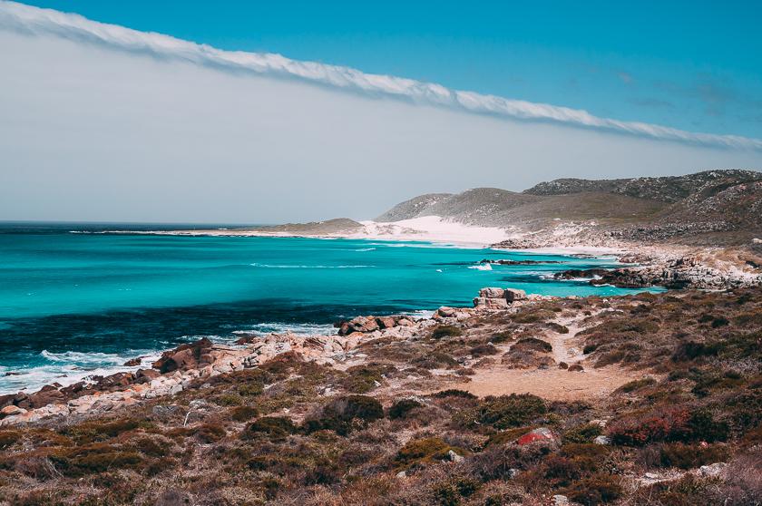 resa till sydafrika, Kapstaden, Godahoppsudden