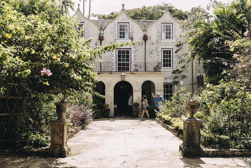 Rom, socker, Barbados