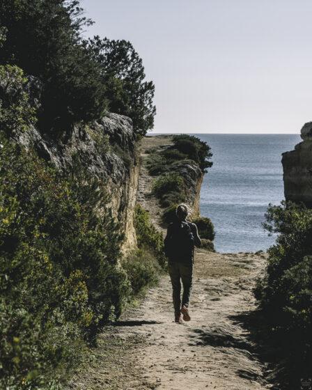 Vandring algarvekusten, Seven Hanging Valleys