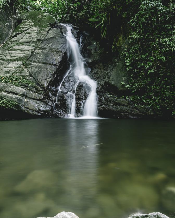resa till tobago, tobago resa, kastarna waterfall
