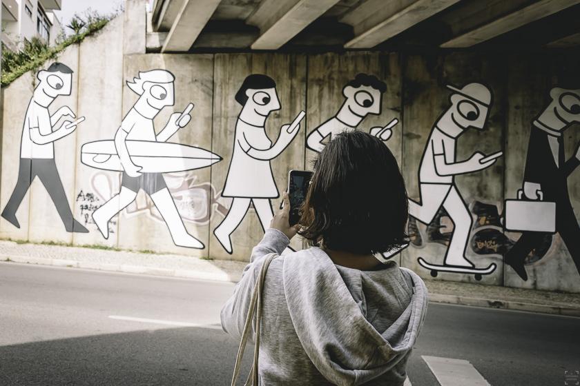 Lagos Street art, reseblogg, saker att göra i Lagos