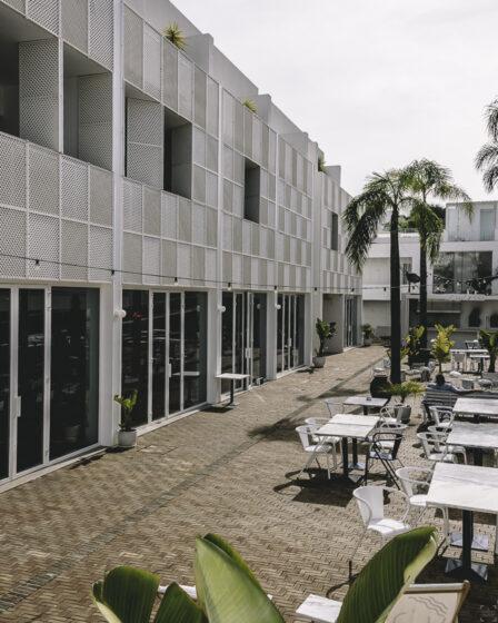Casa Mae , Reseblogg, ställen att äta på i Lagos