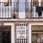 Kakelvanding i Lissabon