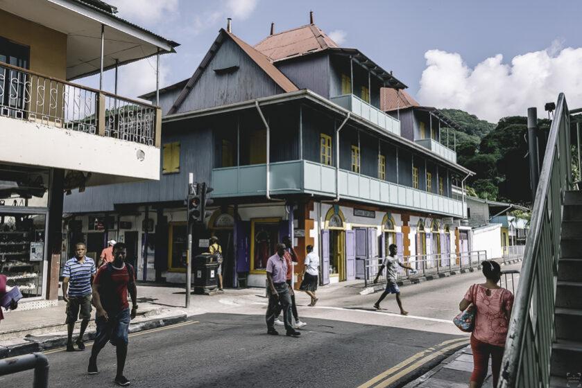 Seychellerna, Mahe, Victoria