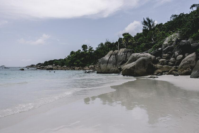 Anse Lazio, Praslin, Seychellerna
