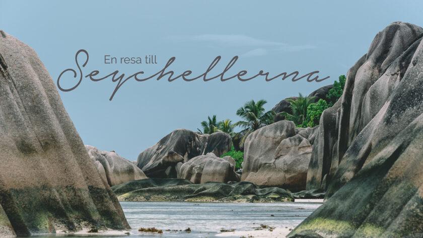 Resa till Seychellerna, Anse Sourse l argent
