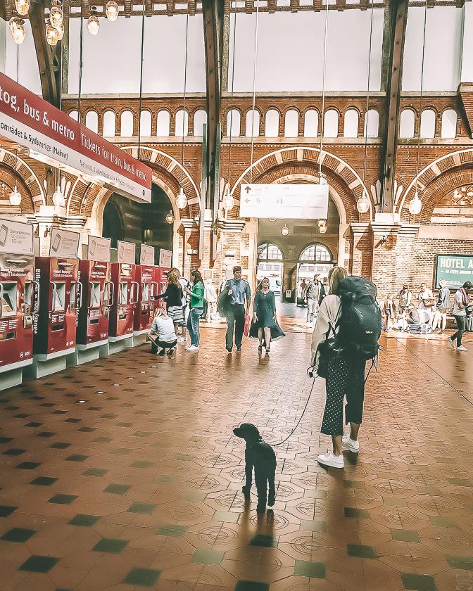 Köpenhamns tågstation