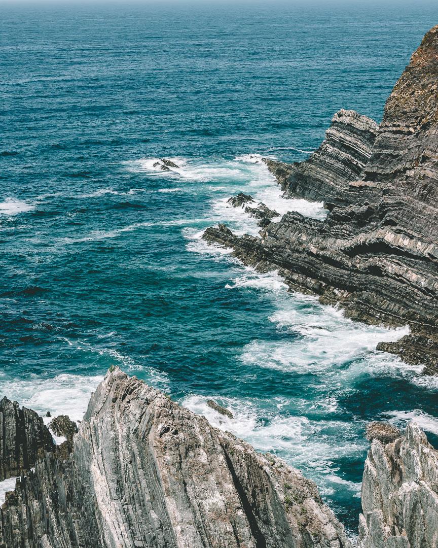 Fotoställen Atlantkusten, Farol Cabo Sardao