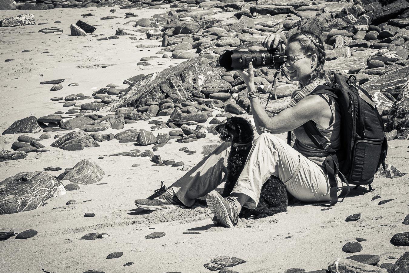 Fotoplatser på Atlantkusten, bild RalphTorgardh-