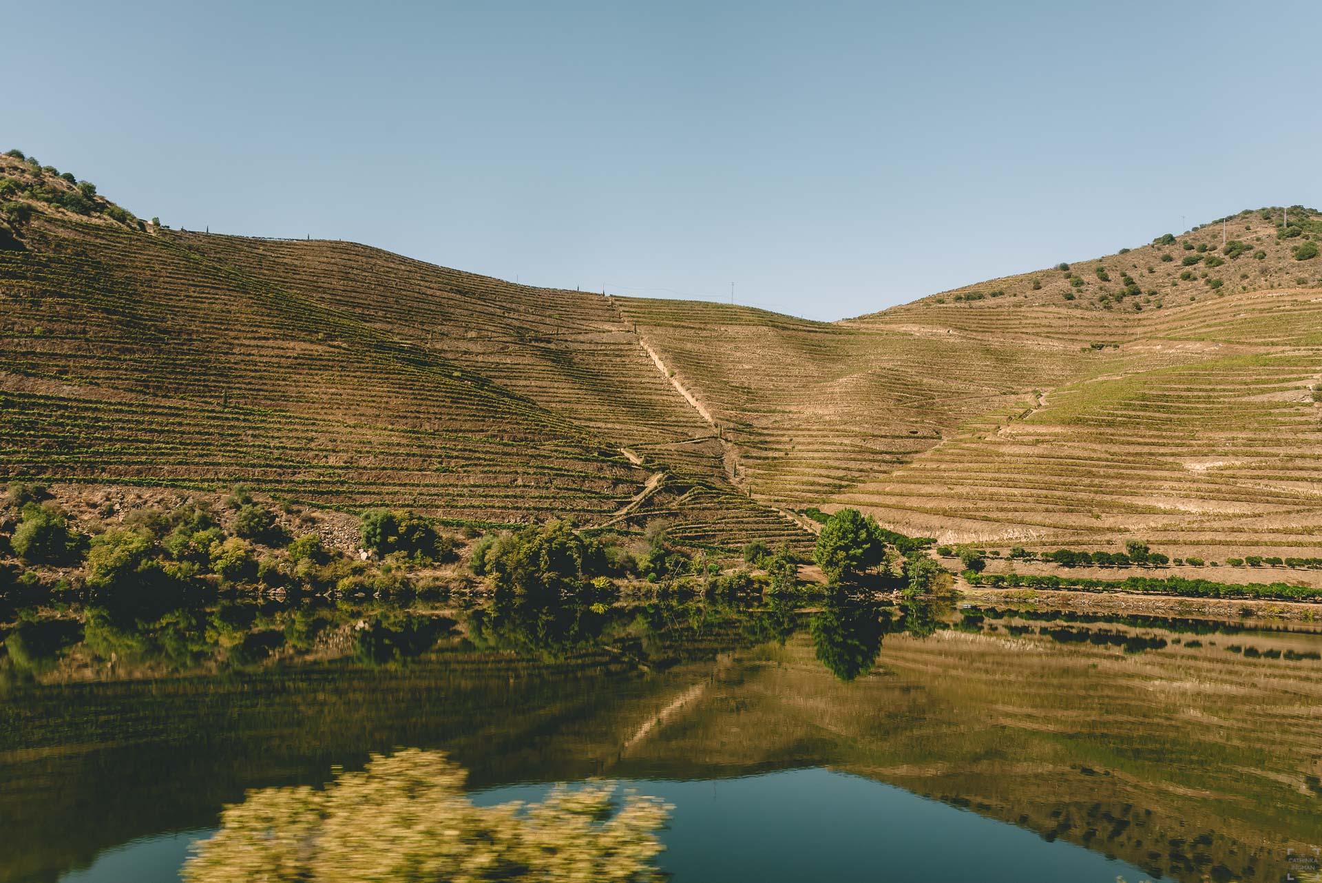 Linha do Douro, världens vackraste tågsträcka
