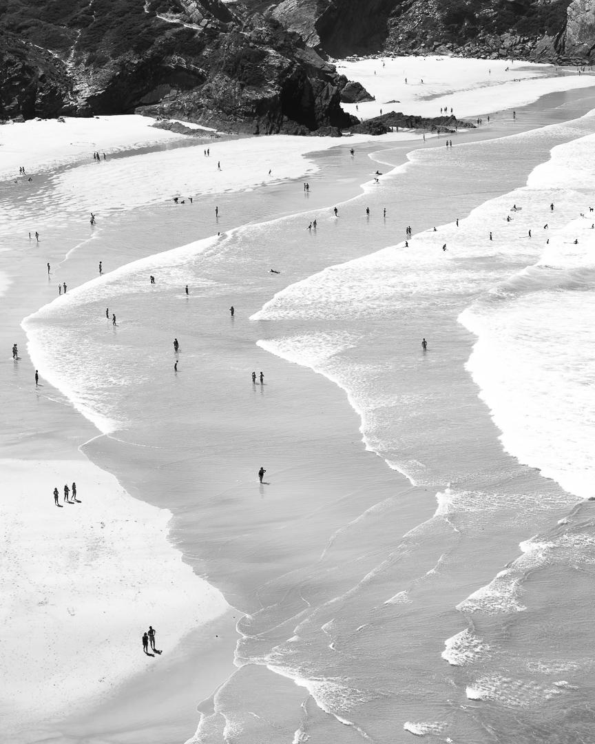 Fotoställen Atlantkusten, Odeceixe