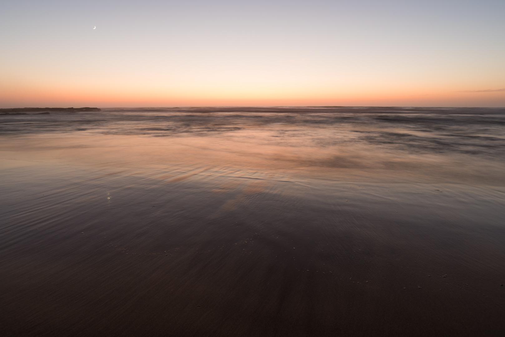 Fotoställen Atlantkusten, Praia do Monte Clergo