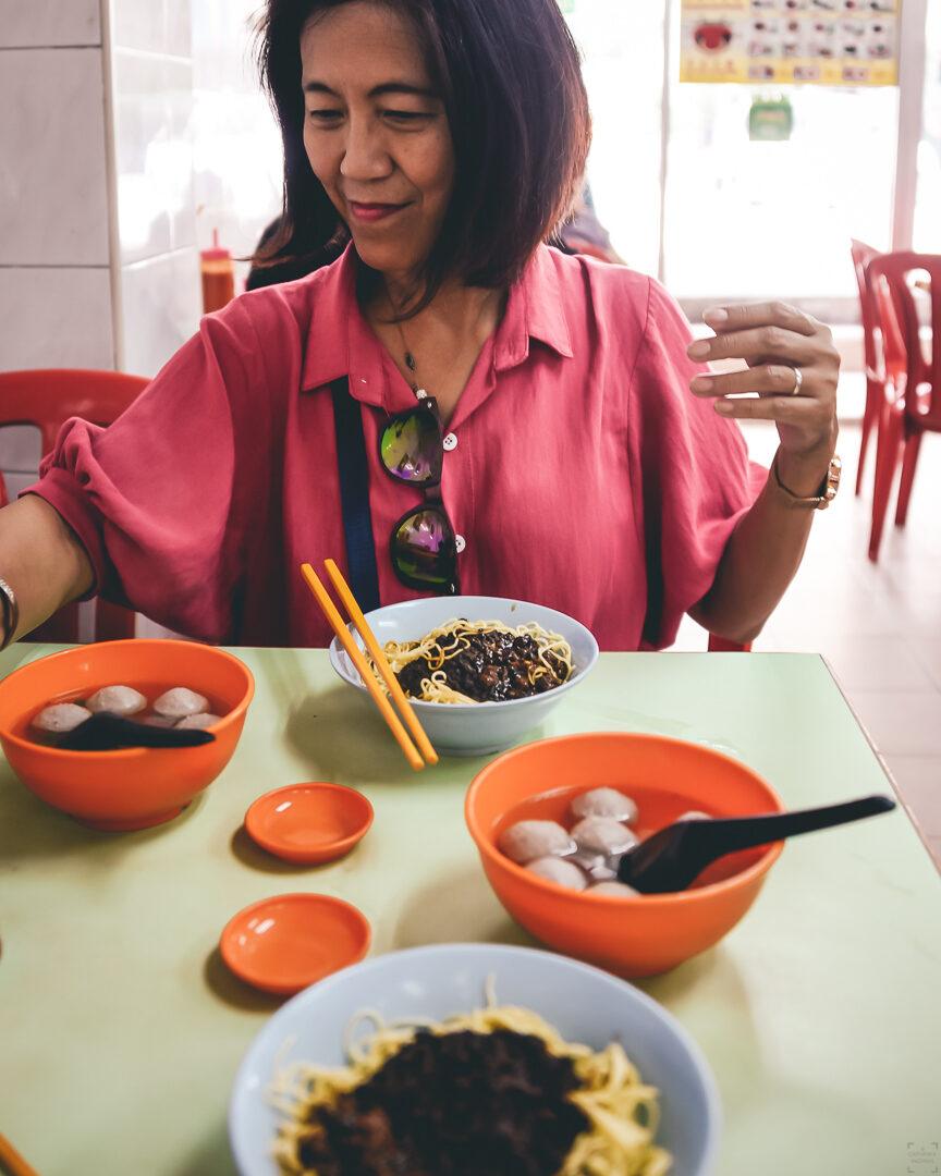 Kuala Lumpur, Chinatown, Soong Kee Beef Noodles