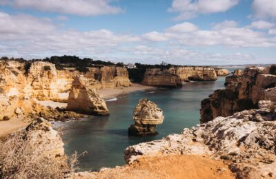 Vackraste vandringsturen på Algarvekusten