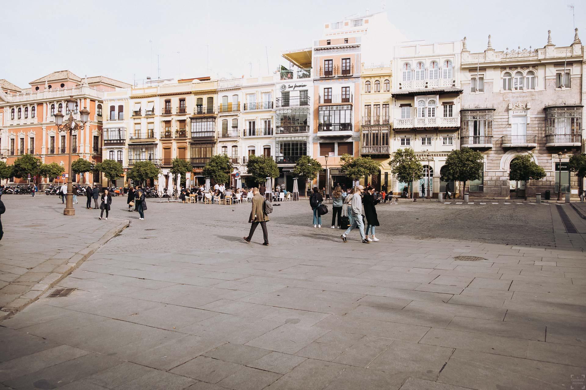Sevärdheter i Sevilla