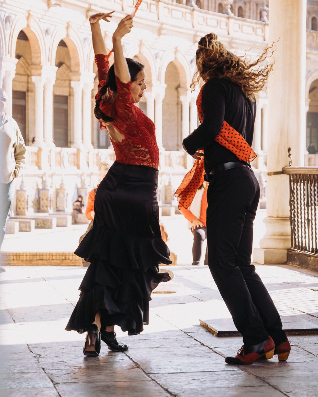 reseblogg, flamenco