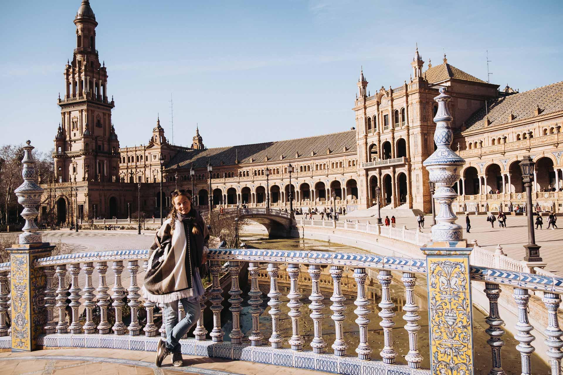 Plaza de Espana, reseblogg