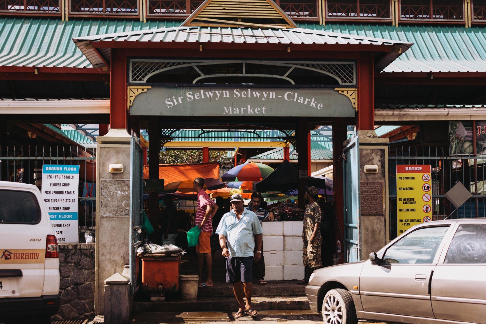 Sir Selwyn-Clarke Market, Victoria, Världens Minsta Huvudstad