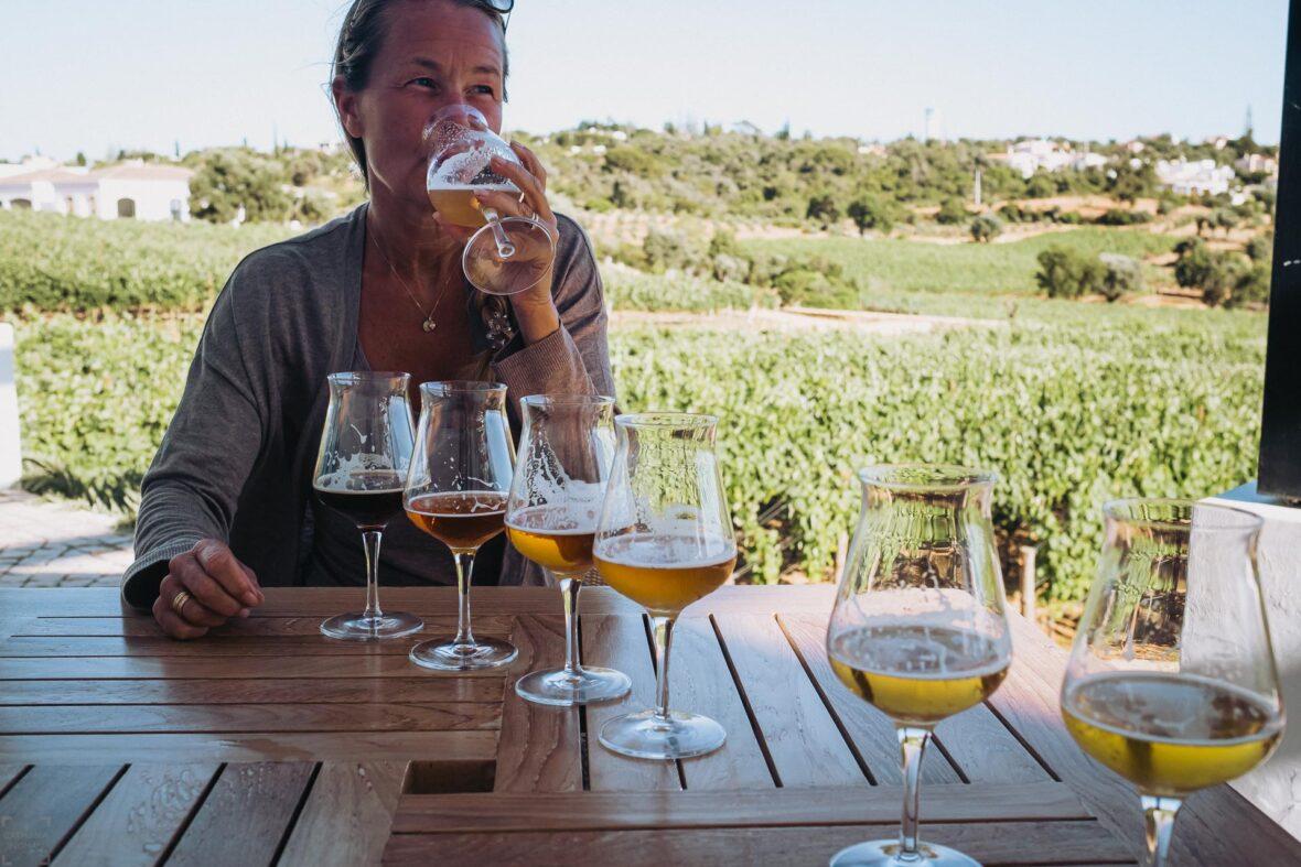 Vingårdar på Algarve, Quinta dos Santos