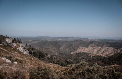 Vandring på Algarves högsta topp