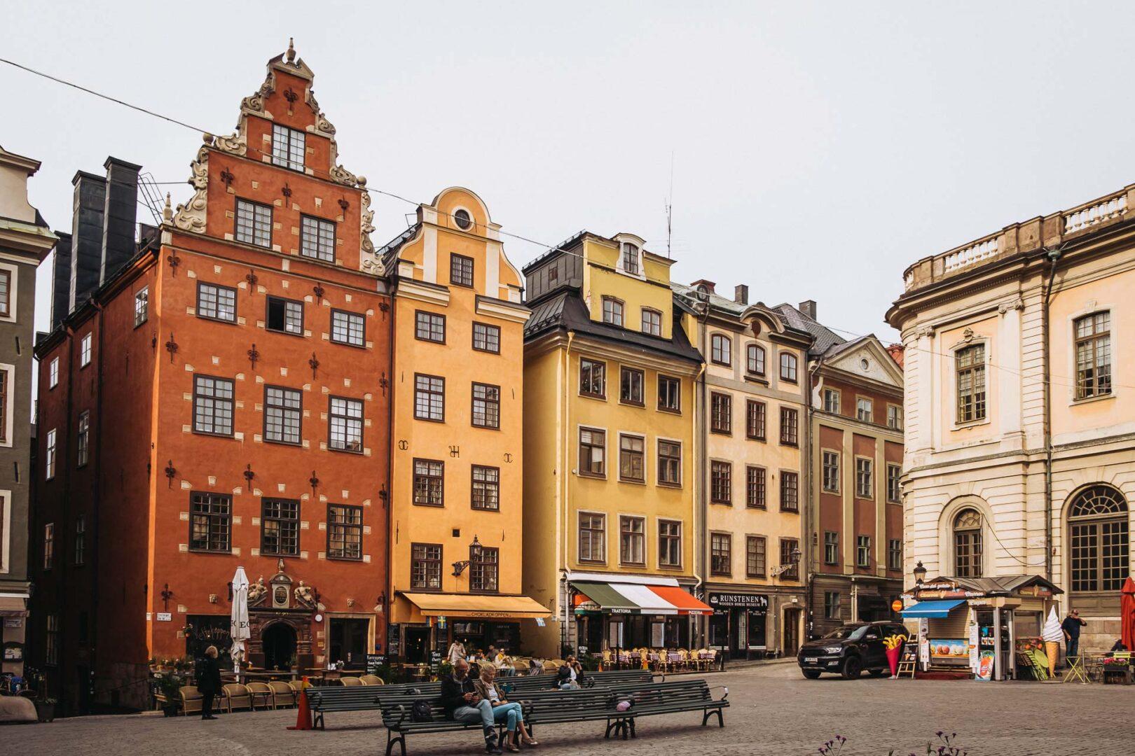 Instagramvänliga platser Stockholm, Gamla stan, Sortorget