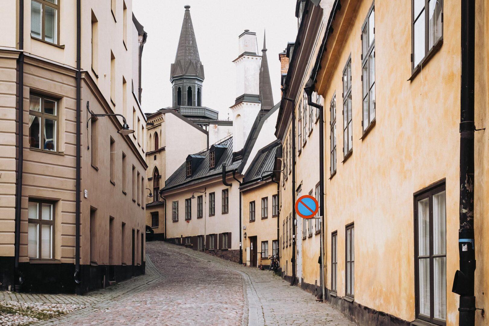 Instagramvänliga platser Stockholm, Söder, Pryssgränd