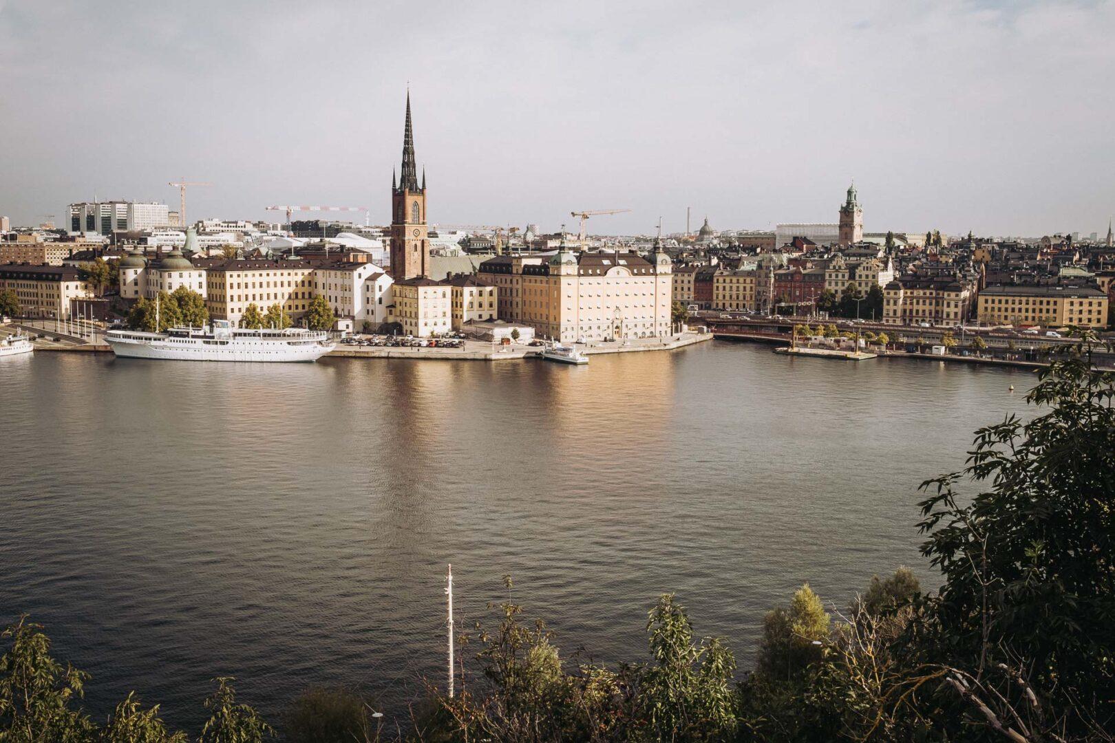 Instagramvänliga platser Stockholm, Söder, Monteliusvägen