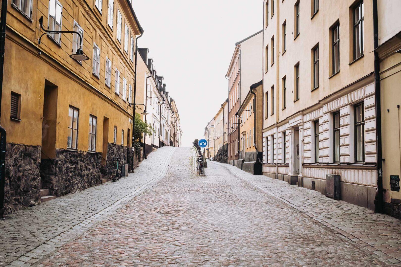 Instagramvänliga platser Stockholm, Söder, Brännkyrkagatan