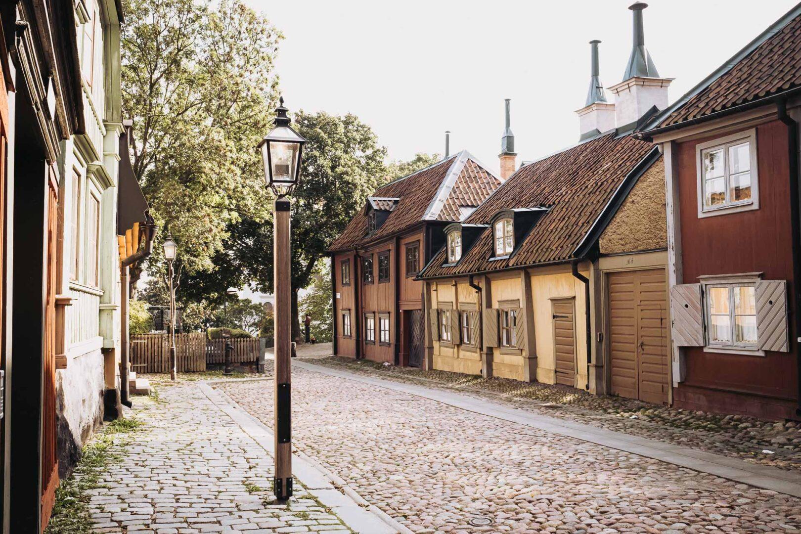 Instagramvänliga platser Stockholm, Söder, Mäster Mikaels gata