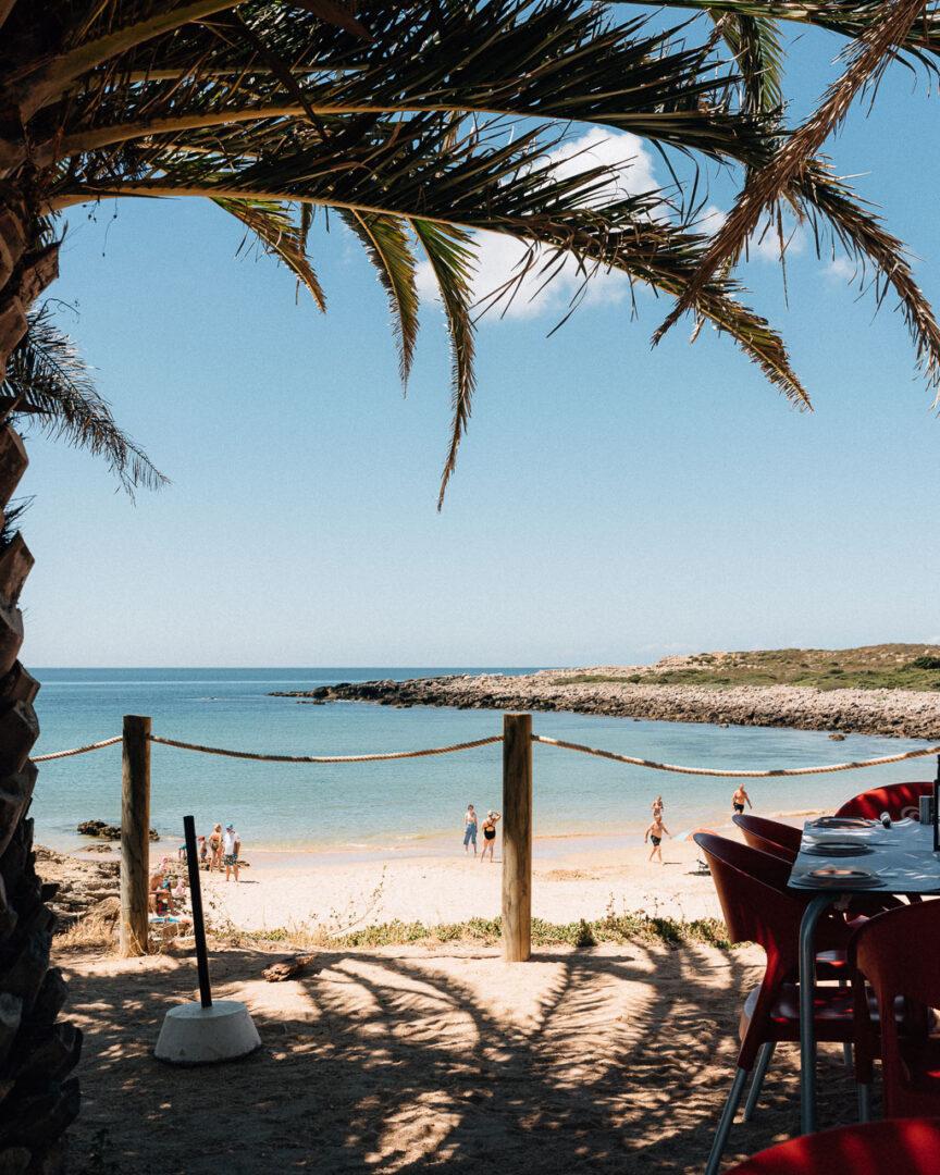 Världens vackraste stränder - Praia da Ingrina