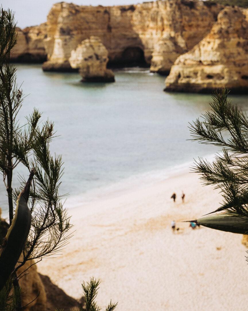 Världens finaste stränder - Praia da Marinha
