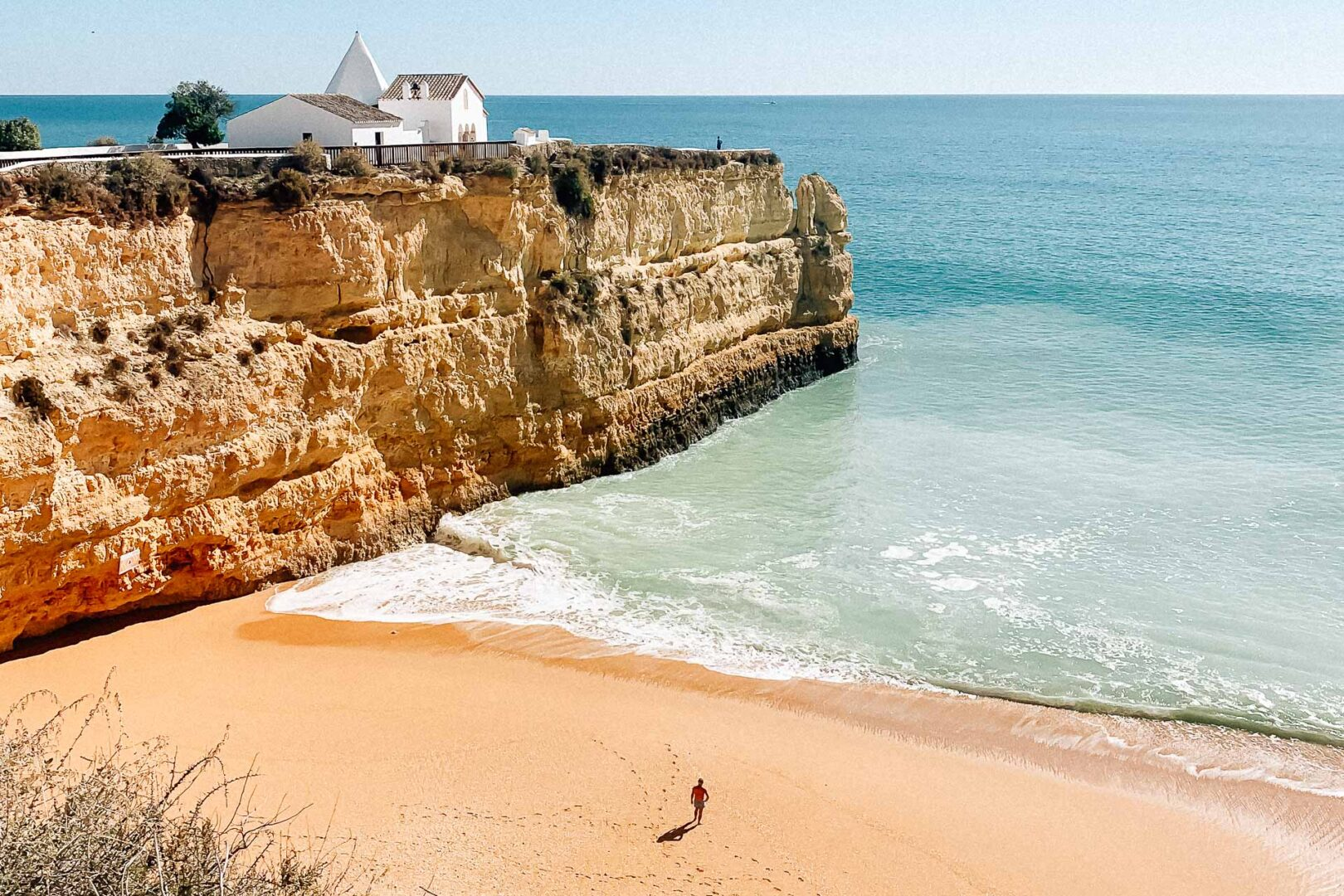 Världens finaste stränder - Praia da Nossa
