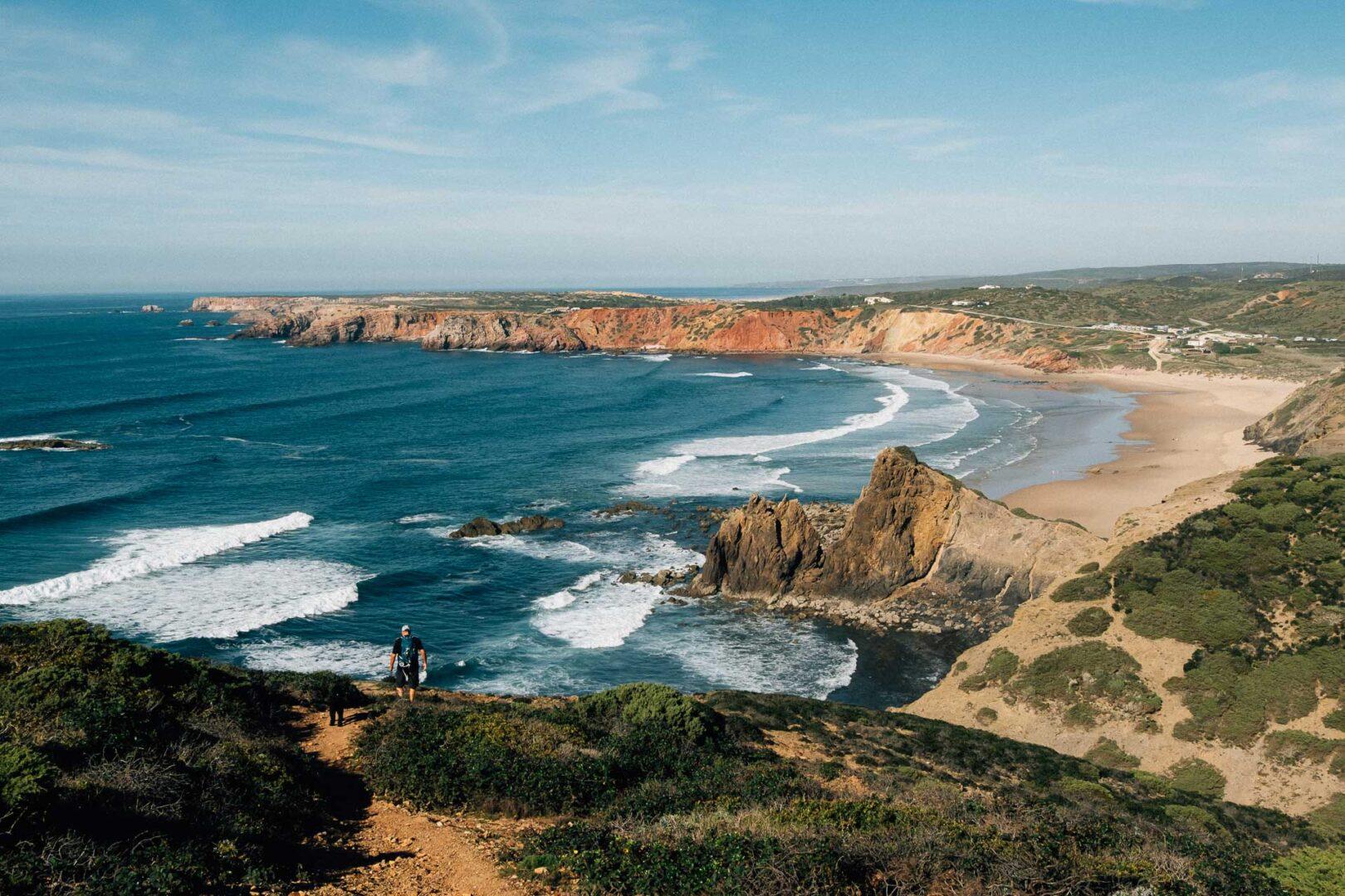 Världens finaste stränder, Praia do Amado