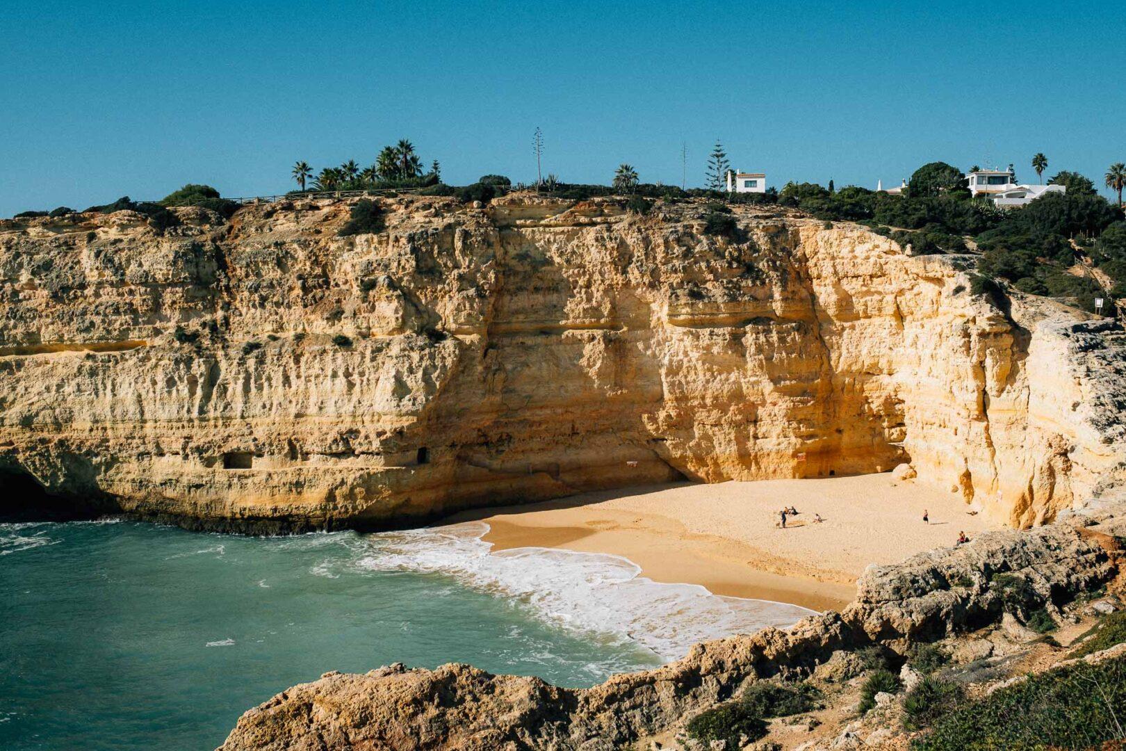 Världens finaste stränder - Praia do Carvalho