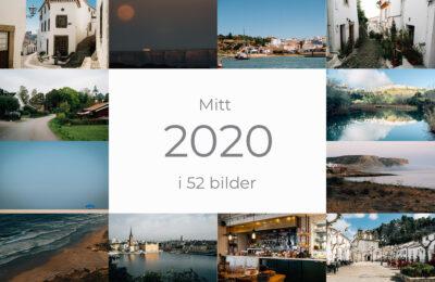 Mitt 2020 i 52 bilder