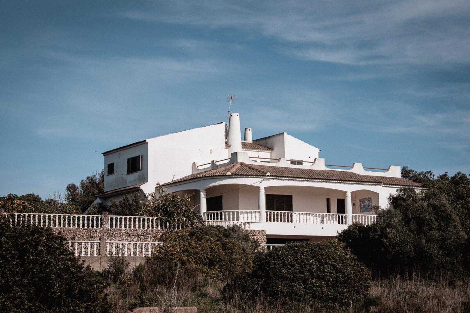 Övergivna hus