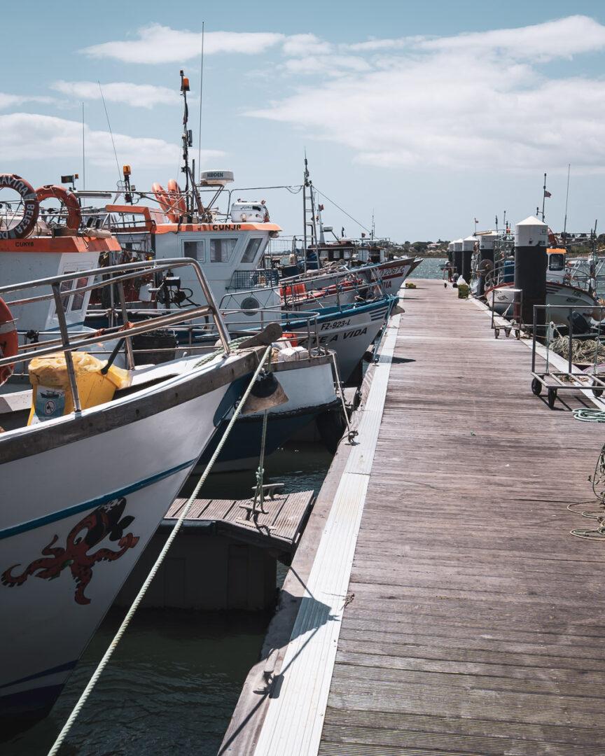 Santa Luzia hamn