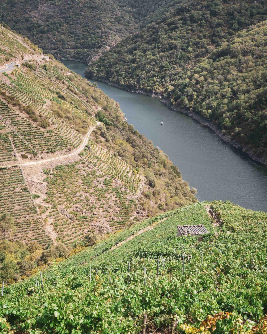 nordvästra Spanien, Cañón de Sil