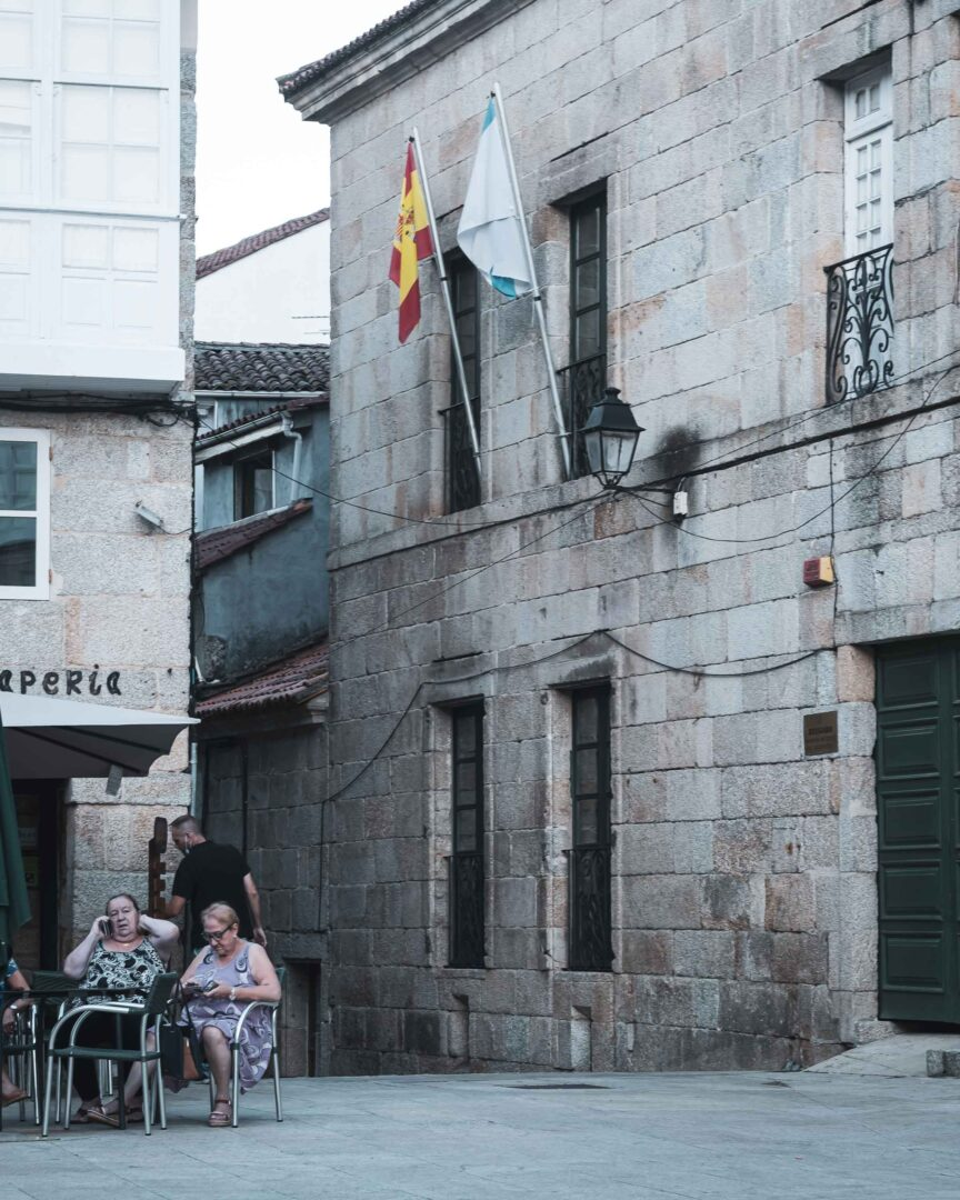 nordvästra Spanien Ribadavia