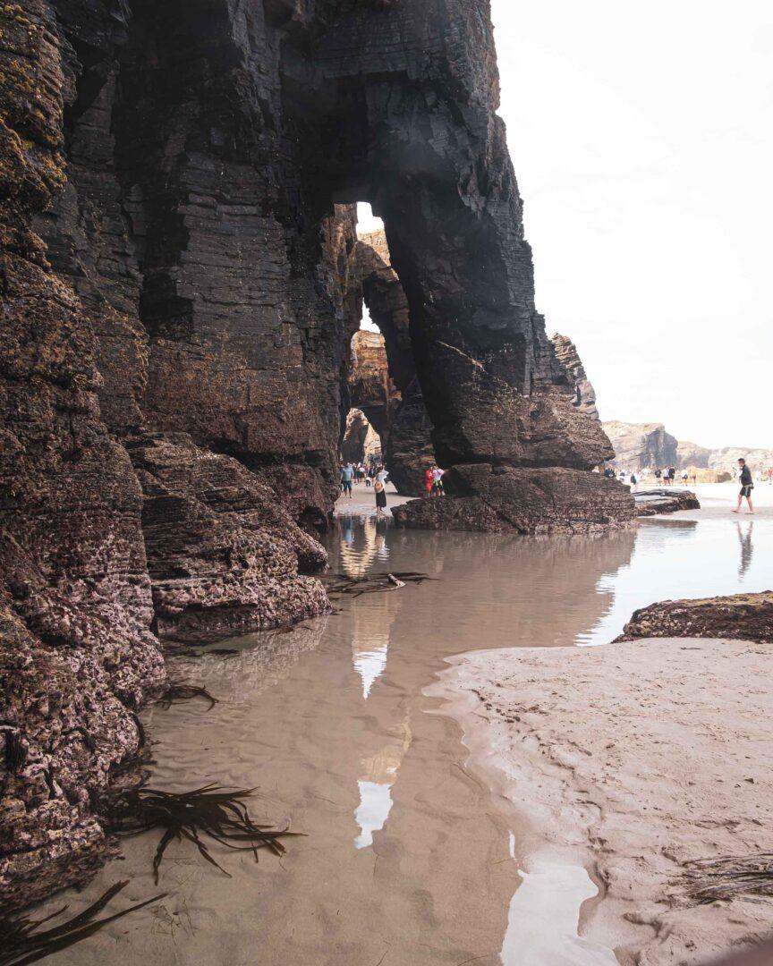 nordvästra Spanien, Playa de las Catedrales