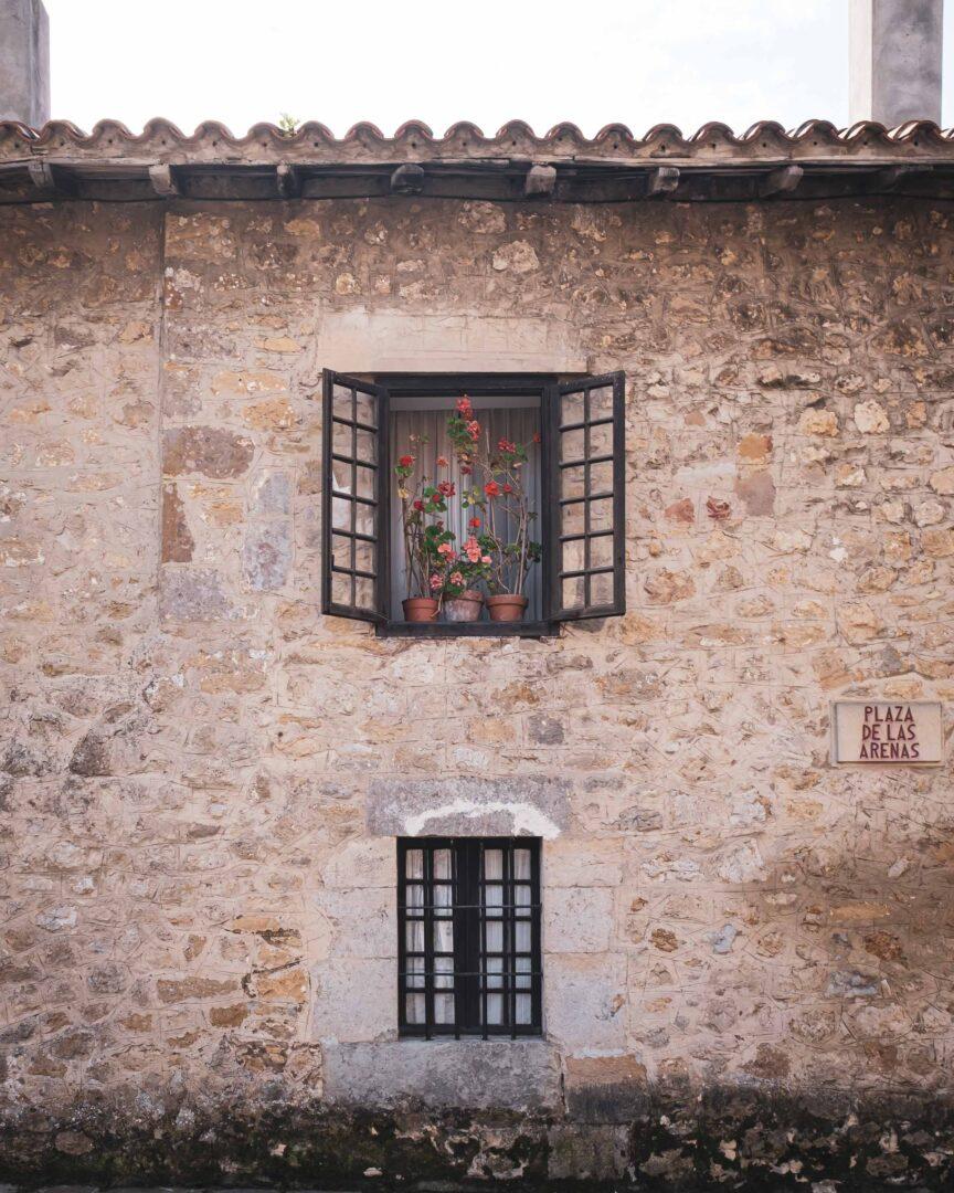 nordvästra Spanien, Santillana de Mar