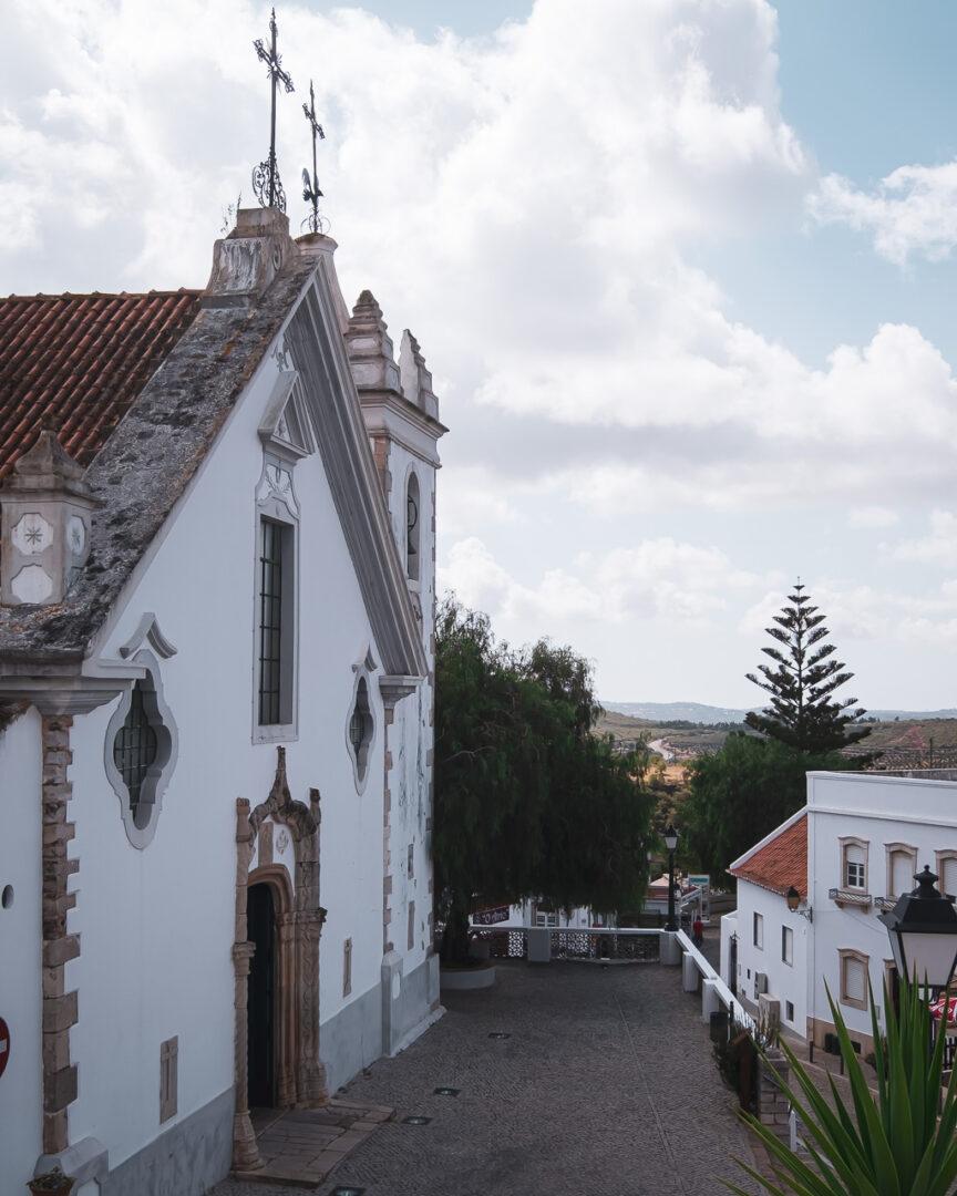 Alte, Algarve, Portugal, Kyrkan
